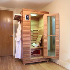 Infrared Sauna The Float Spa