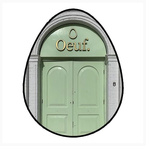 Oeuf Cafe