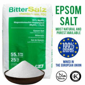 25kg Bag Epsom Salt