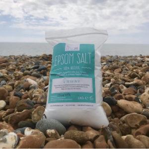 CBD Epsom salts