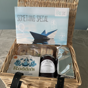 Cream Tea Mother's Day Hamper