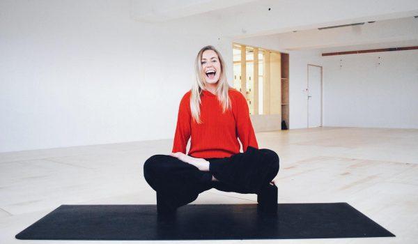 Natasha Richardson Yoga